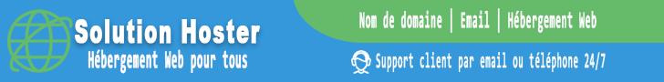Modèle de bannière statique au format PNG
